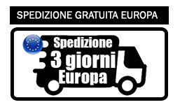 Spedizioni Gratis Europa