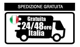 Italia Spedizioni Gratuita