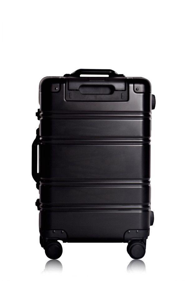 Valigie In Alluminio Premium Trolley da Cabina TOKYOTO LUGGAGE model Black SKULL