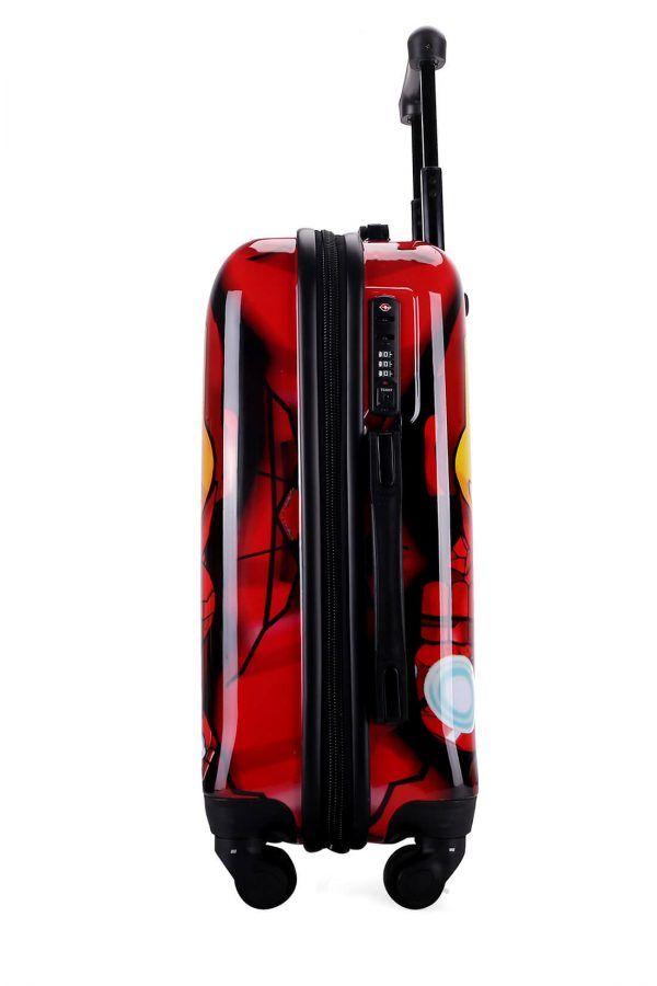 Valigia trolley a Mano Online bagagli in cabina TOKYOTO LUGGAGE Modello IRON BOY
