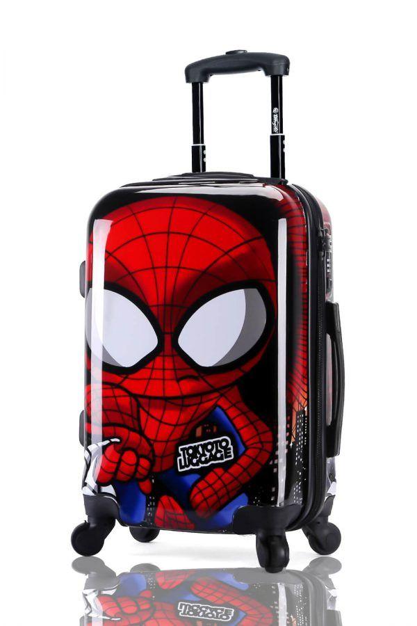 Valigia trolley a Mano Online bagagli in cabina TOKYOTO LUGGAGE Modello SPIDER BOY