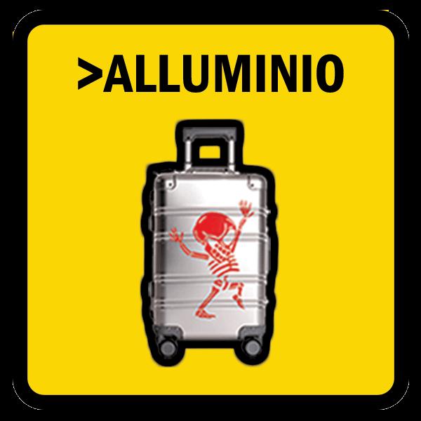 Alluminio Valigie Tokyoto