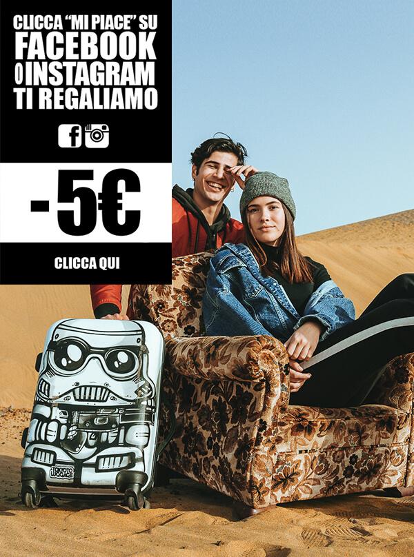 Valigia trolley Cabina Mano Online Regalo Originale TOKYOTO LUGGAGE Sconto 5EUR Star Wars
